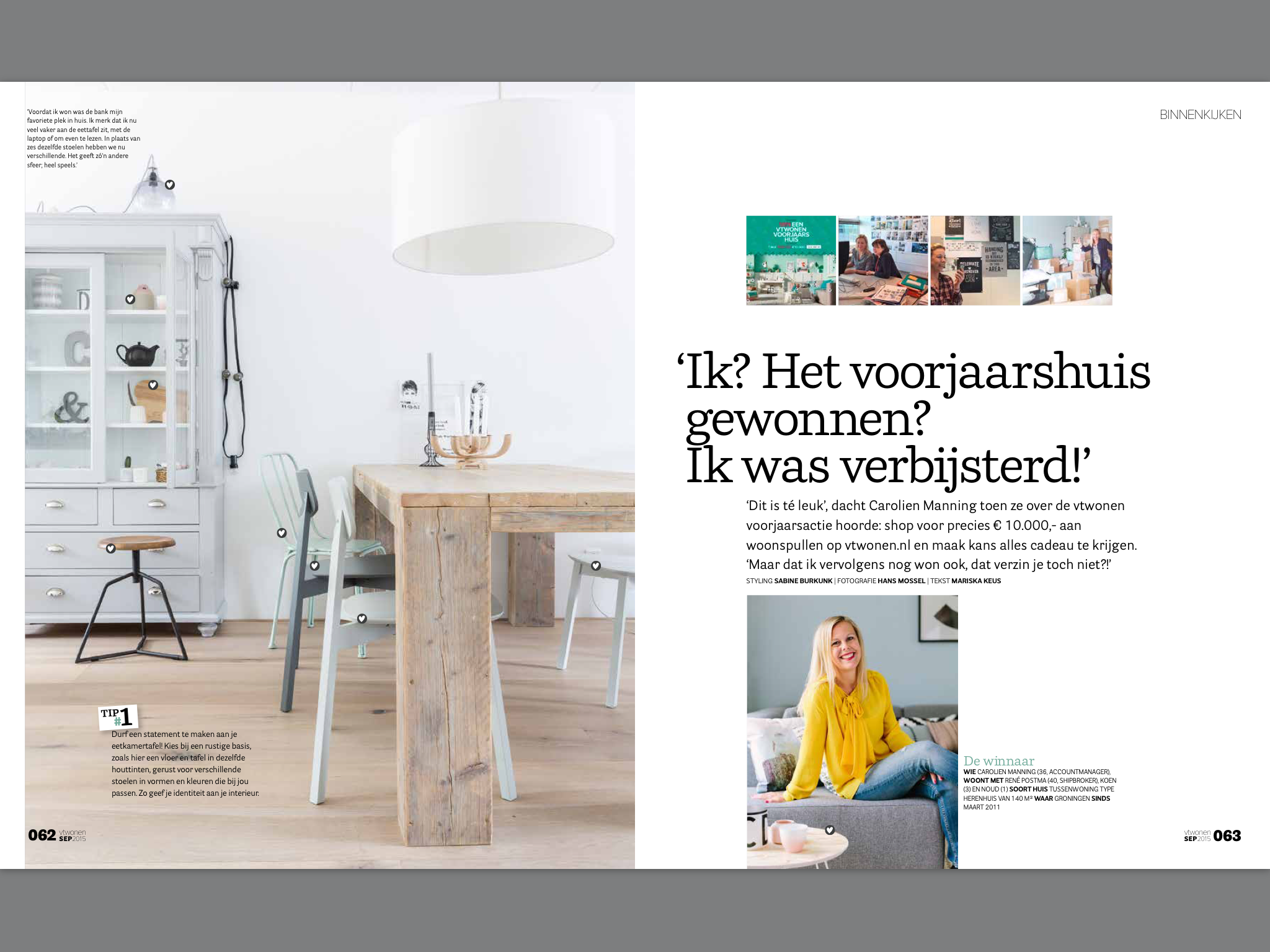 Instacollage via printyourmoment.nl – Interieur & styling